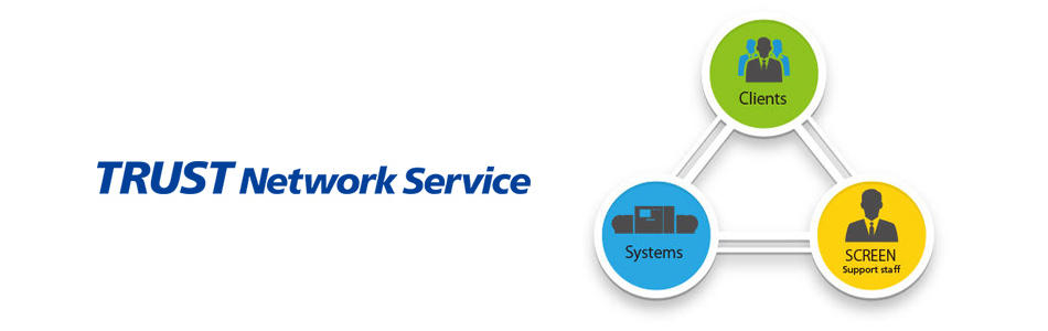 TRUST Network Service